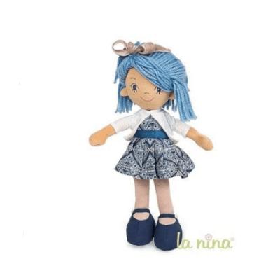 muñeca de trapo kate
